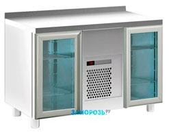 Холодильный стол Carboma T70 M2-1-G (2GNG/NT)